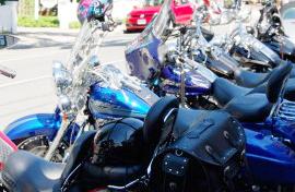 バイク駐車場の普及啓蒙